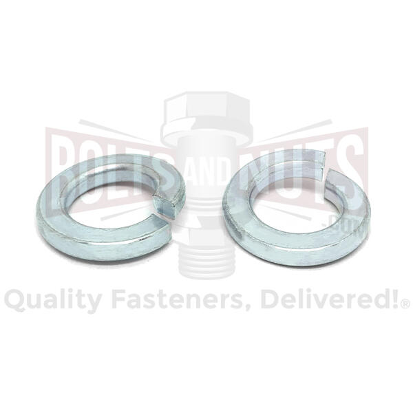 "1/4"" Medium Split Lock Washers Zinc"