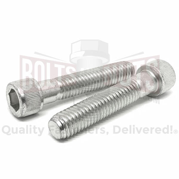 "#10-32x1-1/4"" Stainless Steel Socket Head Cap Screws"