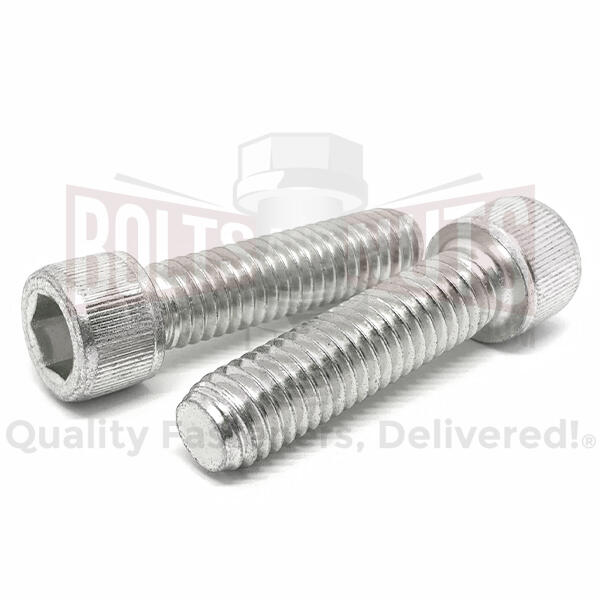 1/4-28x3/4'' Stainless Steel Socket Head Cap Screws