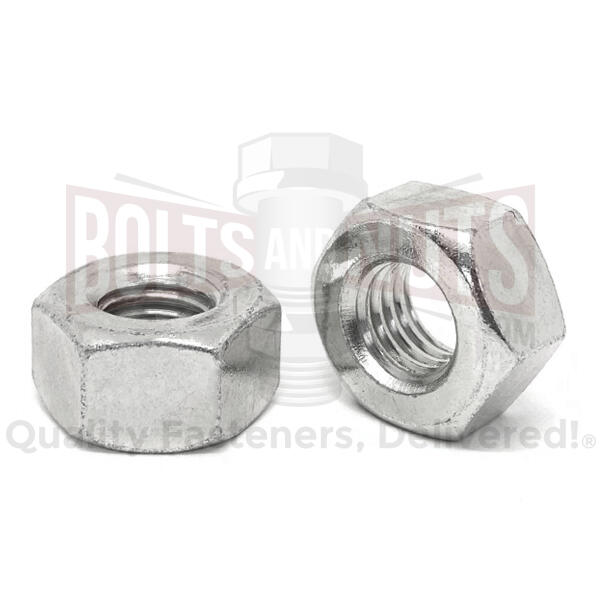 Stainless Heavy Hex Nuts