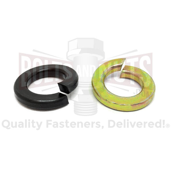 Alloy Split Lock Washers