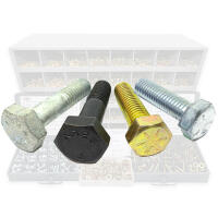 Hex Cap Screw Assortments
